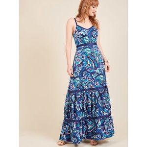 FLASH SALE 🖤 NWOT ModCloth Maxi Dress